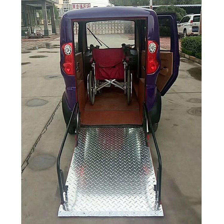 Four Wheel Disabled Vehicle Electric Car For Disabled People