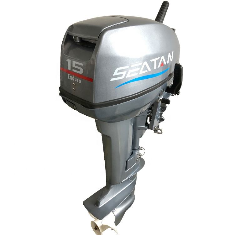 Seatan 2 stroke boat engine and spare parts