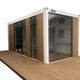 Custom prefabricated shipping container homes prefab low cost modular apartment building house plans for sale
