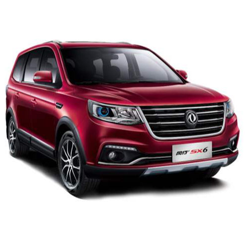 Dongfeng JOYEAR SX6 cars automatic suv/automatic suv car with 7 seater car voitures for sale