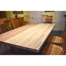 Solid Ash wood Table top For Sale
