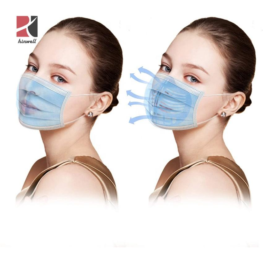 Washable Reusable Soft Silicone Face Mask Holder 3D Face Mask Bracket For Comfortable Breathing
