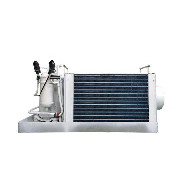 Puremind R410A Heat Pump Cooling/Heating Water Cooler Self contained 110V 220V 12VDC Marine Air Conditioner