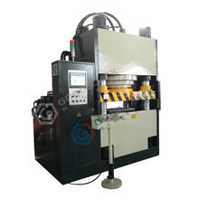 Standard production line 200 ton servo press machine jigsaw puzzle blank puzzle for heat press