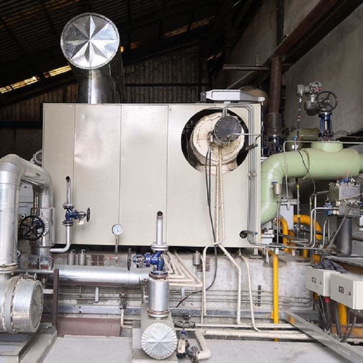 사용 단단 2mw 3 6mw 가스 증기 터빈