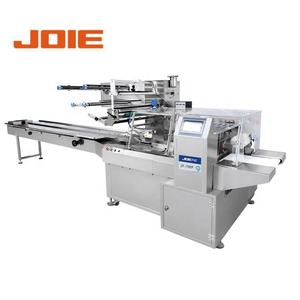CE Approved automatic flow wrapping packing machine for cookie
