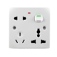 Multifunctional Switch Socket 13A 1 gang electrical switch and socket