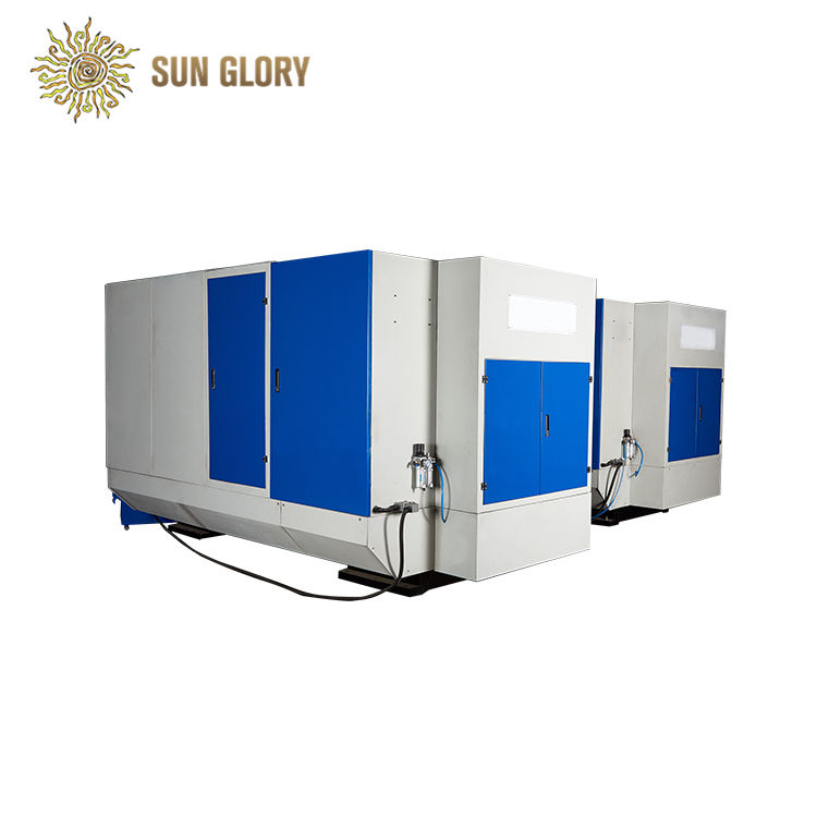 Sunglory multi function mental forming machine metal forming spinning