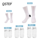 Polyester Crew Socks Sockscrew Custom Cotton Polyester Crew White Sublimation Blank Socks For Printing