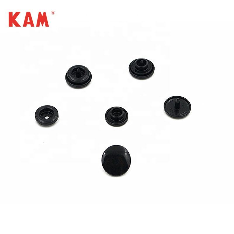 Kam Wholesale Snap Buttons Segment Button on stock For Clothes