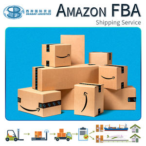 amazon fba freight forwarder air shipping service rate from china to USA/UK/Germany/Australia/Canada
