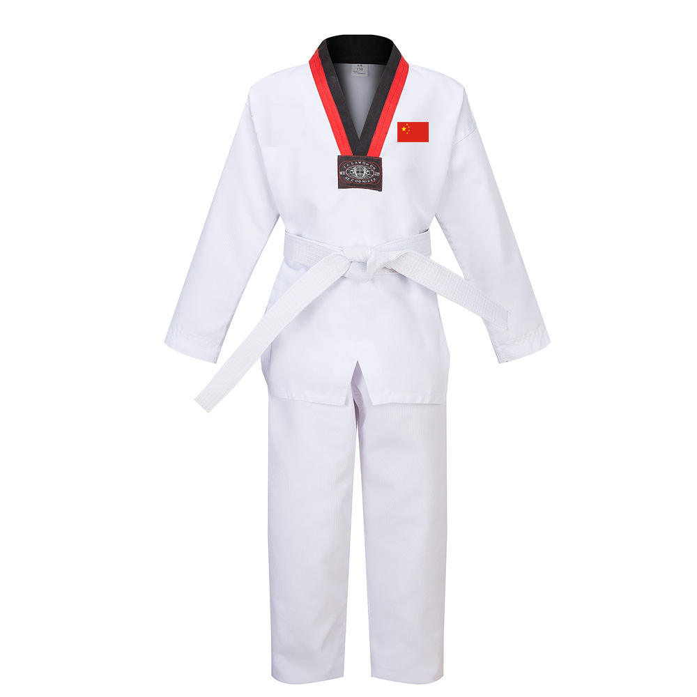 YES fighter Poom Taekwondo dobok//TaeKwonDo Uniform//Gis