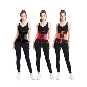 RB venda quente coxa mulheres shaper do corpo da cintura trimmer cintura rainer trainer private label equipamento home do exercício