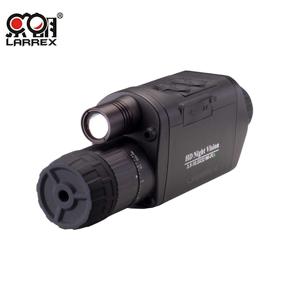 Manufacturer Supplier LARREX Zoom Infrared Night Vision Camera With Best Quality
