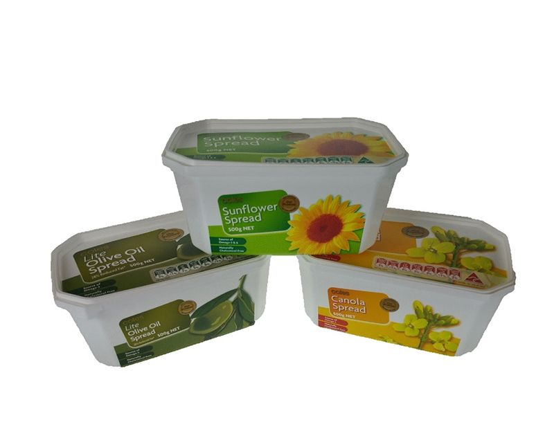 Factory direct selling IML Customized Label In-mould Label For Food Packaging