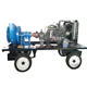 sand mining reclaimation 6 inch river diesel engine trailer sand pump