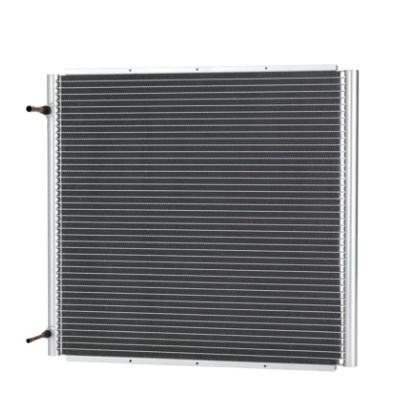 Hot Microchannel Heat Exchanger with newest design