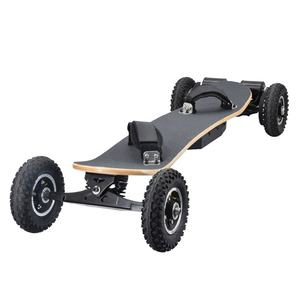 2020 NEW ARRIVAL Dual motor 3200w 4 wheel Off road longboard Mountain board cheap electric skateboard