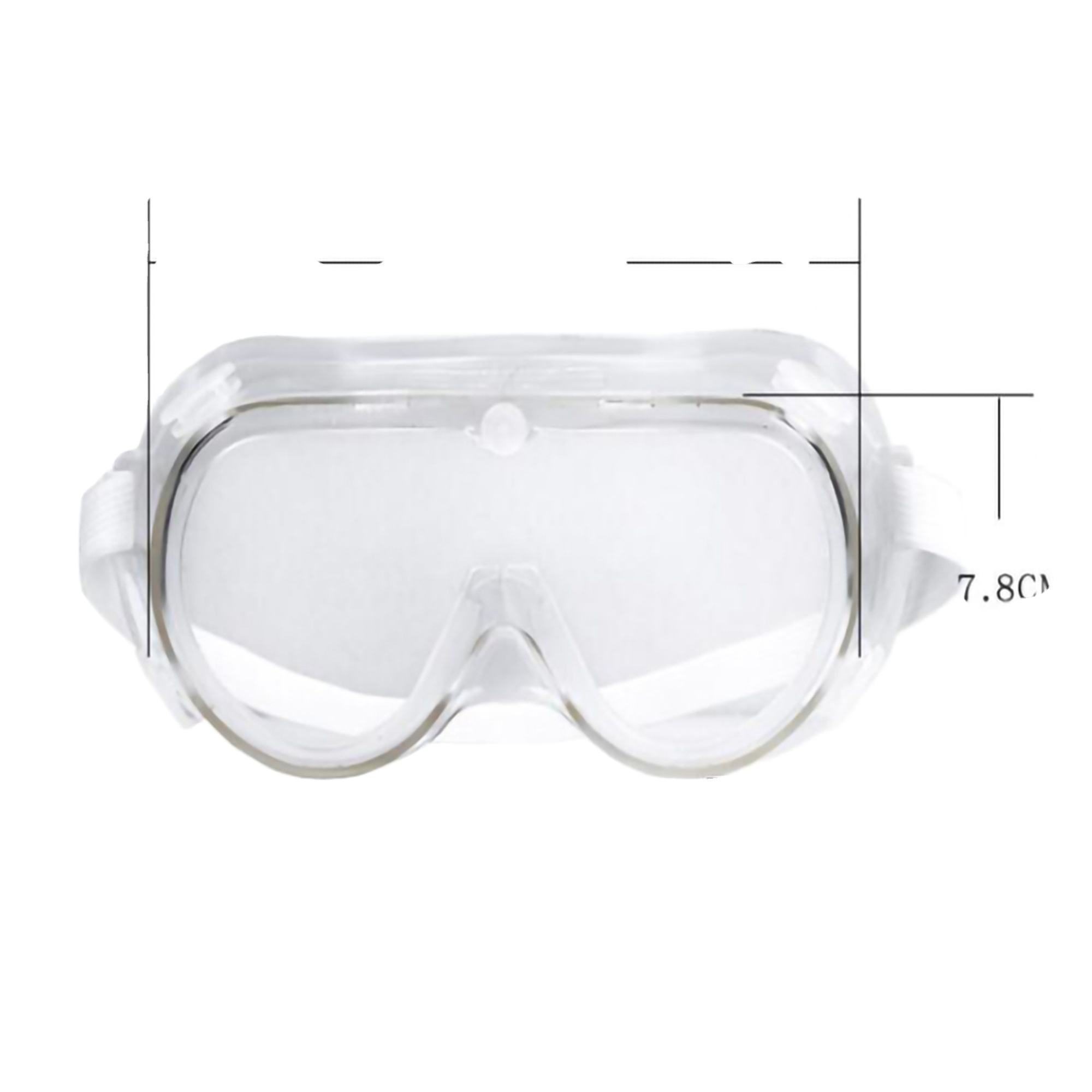 3R OEM chemical resistant goggles medical protective medical goggles