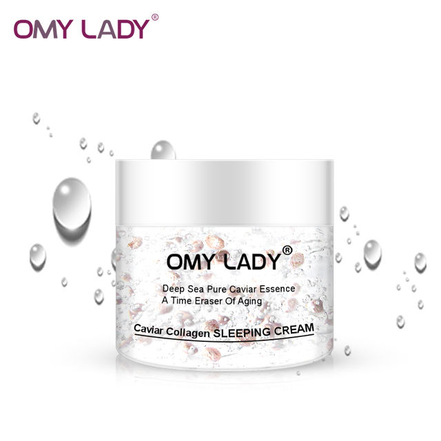 OMY LADY 2019 Winter Fairness Night Whitening Wrinkles Eraser Cream for Women