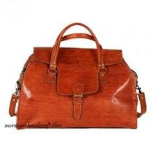 Leather Weekender, Duffle Bag, handbag tote bag