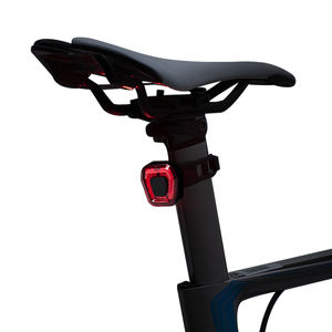 Bike Tail Light 14 LED USB Rechargeable Flash Tail Rear Bicycle Lights Safety Cycling Warning Lamp