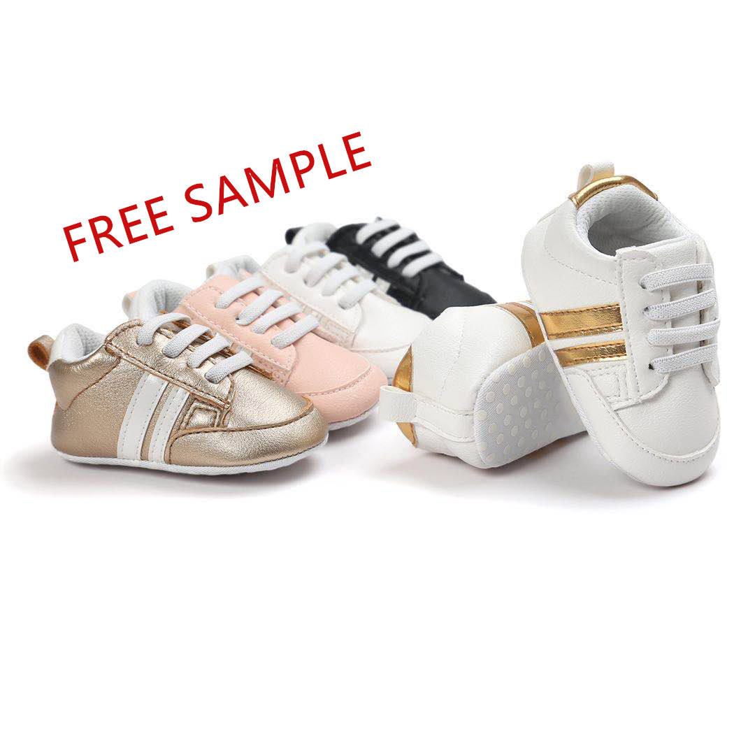 Wholesale Newborn Boy Kids Sneakers Girl Baby Sport Shoes For Toddlers