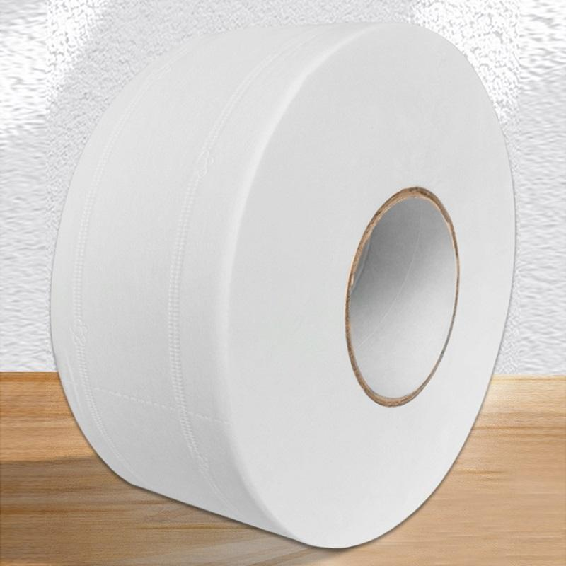 Household Toilet paper White Thicken Large-Volume Hand Toilet Towels Roll Tissues Napkin papier toilette paper higienico 2020