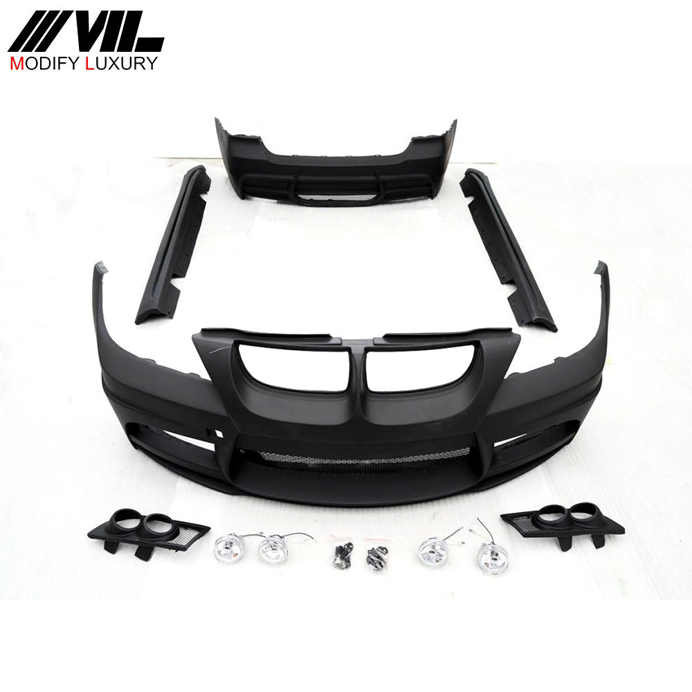 FRP Body kit Car Body Kits For BMW E90 LCI 09-11