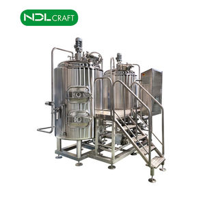Food grade stainless steel 500L craft beer brewing equipment micro brewery