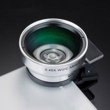 0.45X Wide Angle Len & 12.5X Macro  for iphone 6 7 8 X Plus XS Max XR