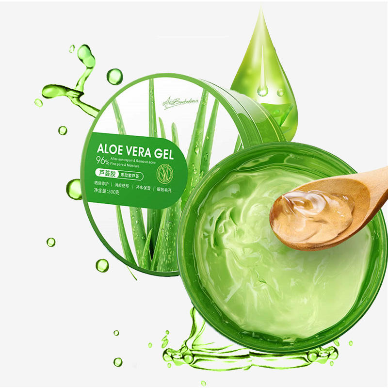 CCPT Private label korea Skincare best natural moisturizing soothing Organic 100% natural pure aloe vera gel