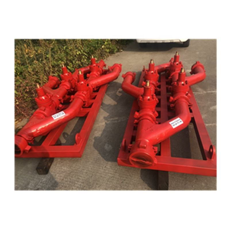 API High Pressure Gate Valve for Kill Manifold Choke Manifold