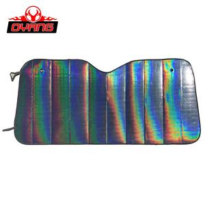 Aluminum Foil Bubble Windshield Sun Shade For Protect Car In Summer
