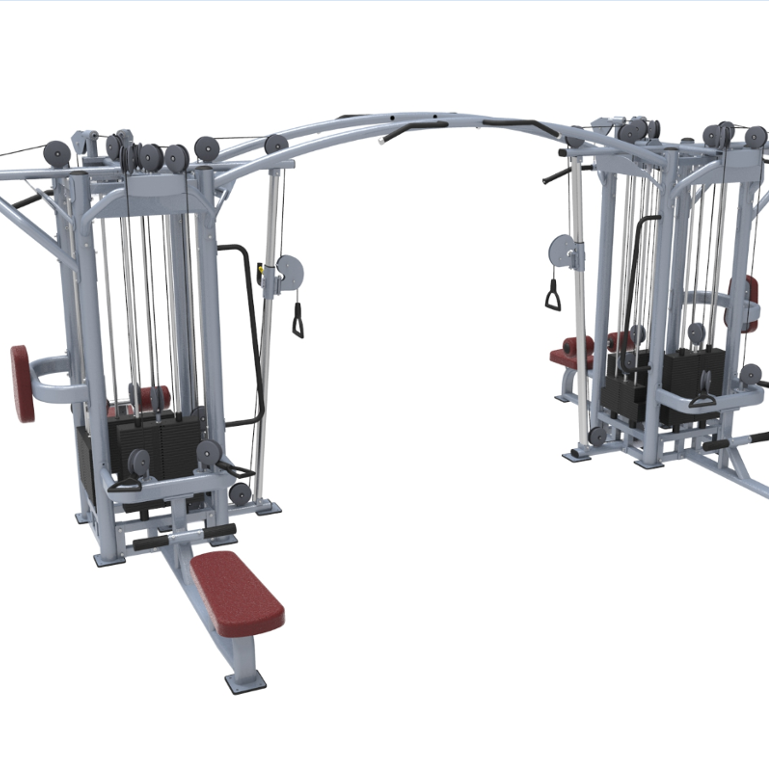 TZ-4029 Gym Use 4-Multi Station Multi Gym Equipment