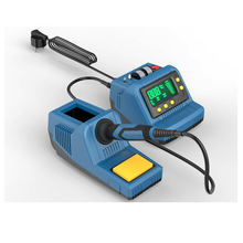 heat digital soldering iron station 240v 60w with stand