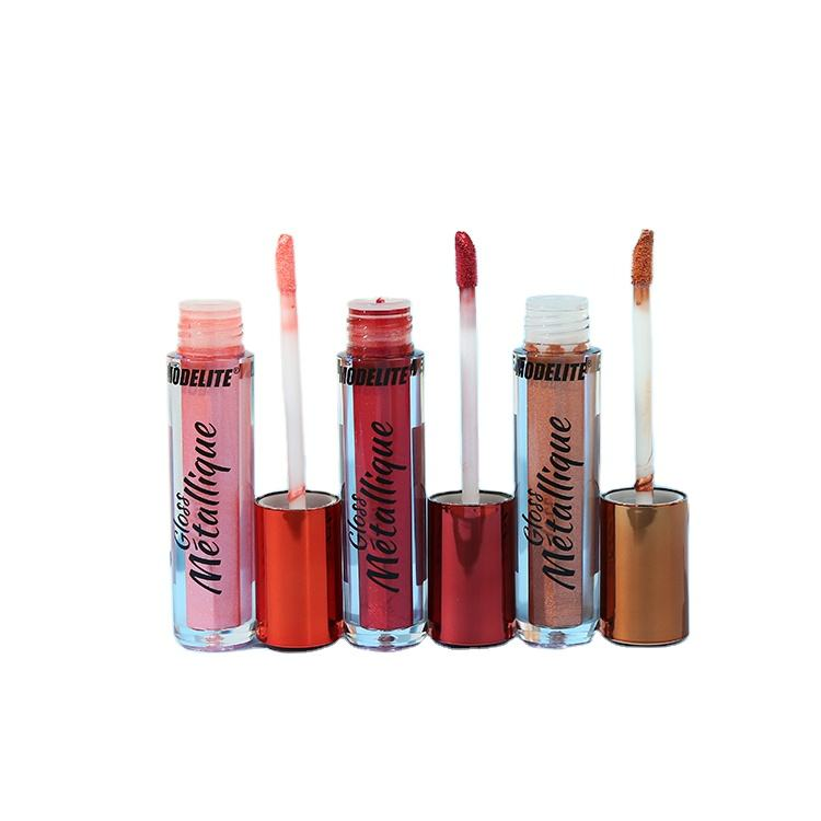 The most popular shiny lip gloss that can be created, smooth and thick lip gloss