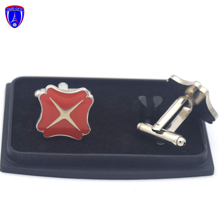 Custom cufflinks blank Make Cufflinks Bulk Custom Logo Cufflink manufacturer wholesale