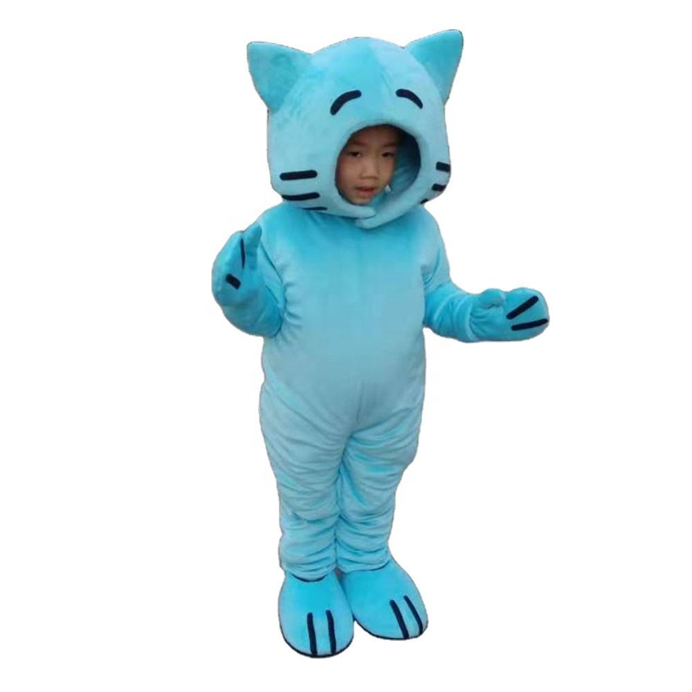 halloween kids gifts gum cat mascot costume