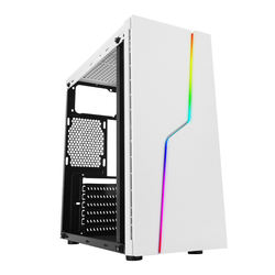 Fashion styling High Quality Gaming Computer Case With RGB F