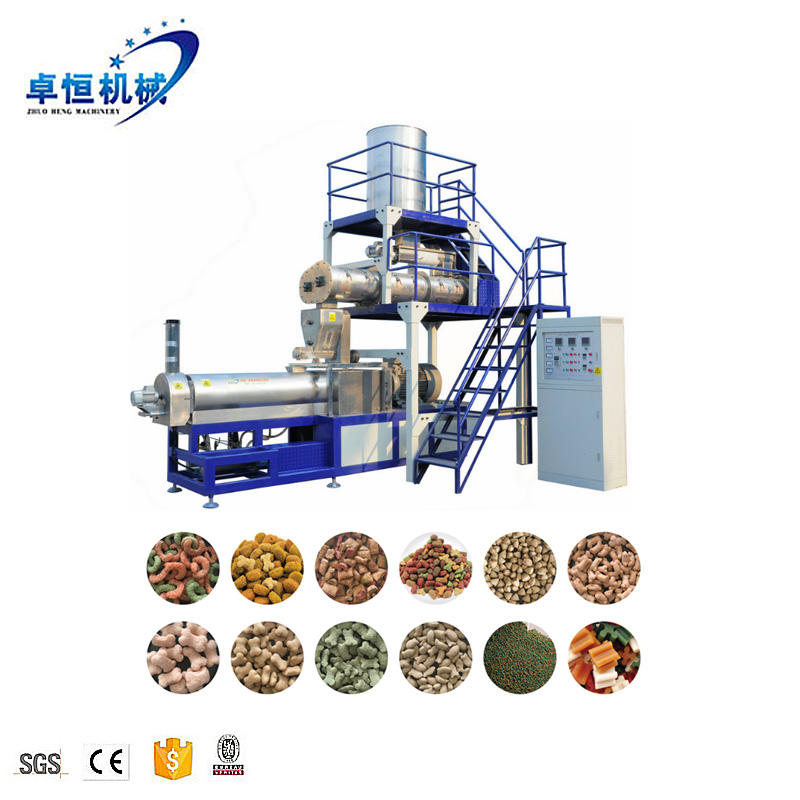 Dog pet food treat Manufacturers industrial machinery production plant