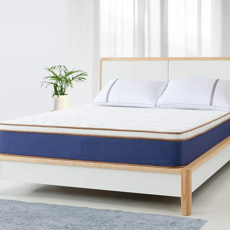 pocket spring mattress customized Bedroom Furniture roll in the carton