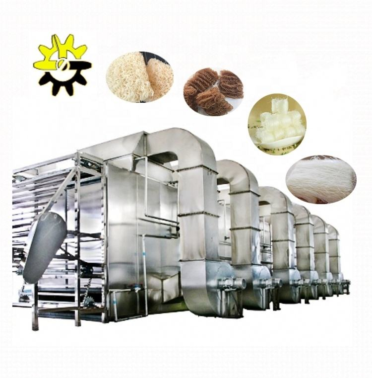 Hot sale drying machine for industrial multi-levels instant Ramen noodle or commercial up & down instant noodle