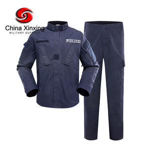 China Xinxing navy blue army uniform military uniform for military and army soldier YL02