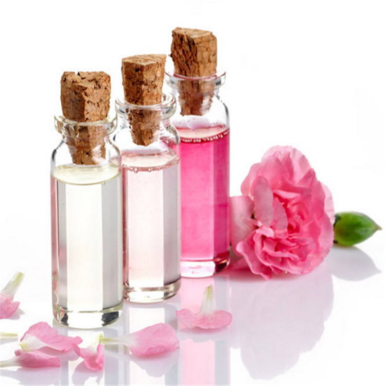 100% Natural Bulgaria Rose Flowers Extract Massage Cosmetic Rose Essential Oil