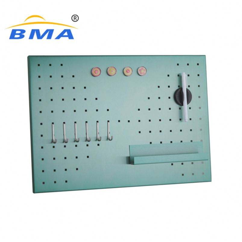 magnets stainless steel memo board,decorative memo board