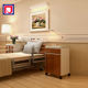 Wholesale wooden hospital clinic bedside table