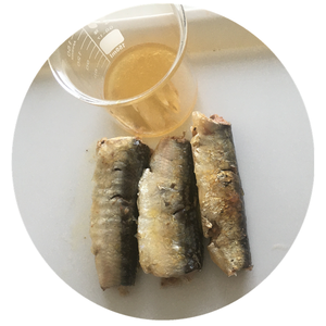125g morocco canned sardine in oil