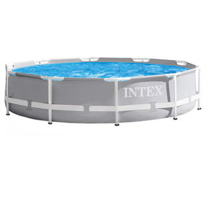 INTEX 366cmX76cm Metal Frame Pool large inflatable outdoor Above Ground Family intex swimming pools