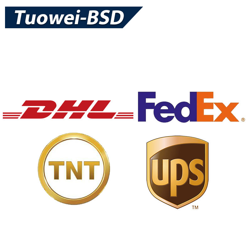 International door to door shipping company dhl ups fedex express delivery to nigeria